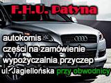 autokomis-patyna