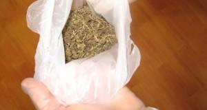 Nielegalny tytoń znaleziony w szafie 60-latki z Paczkowa