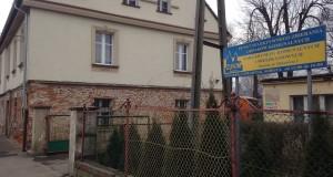 Siedziba Zakładu Usług Komunalnych i Mieszkaniowych w Paczkowie