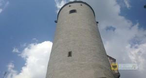 Wieża kłodzka przy ul. Narutowicza w Paczkowie