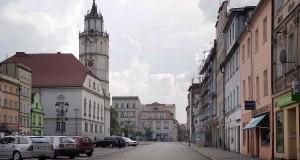 """""""Paczków Rynek 1"""" by Barbara Maliszewska - Own work. Licensed under CC BY-SA 3.0 pl via Wikimedia Commons."""