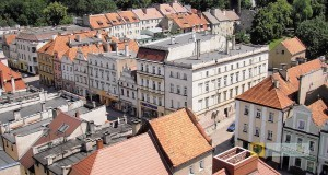 """""""Paczków,Stare Miasto w ramach średniowiecznego założenia,"""" by Autostopowicz - Own work. Licensed under CC BY-SA 3.0 pl via Wikimedia Commons."""