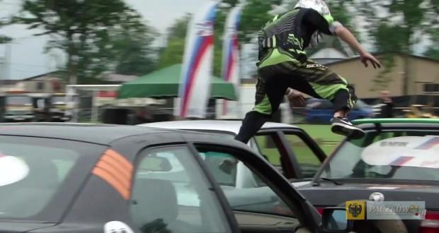 Pokaz kaskaderów z czeskiej grupy Streets Owners