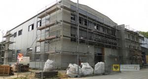 Famad się rozbudowuje. Na zdjęciu nowy obiekt produkcyjno-administracyjny