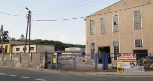 Dawny teren fabryki FAMAD u zbiegu ulic Sienkiewicza i Kopernika