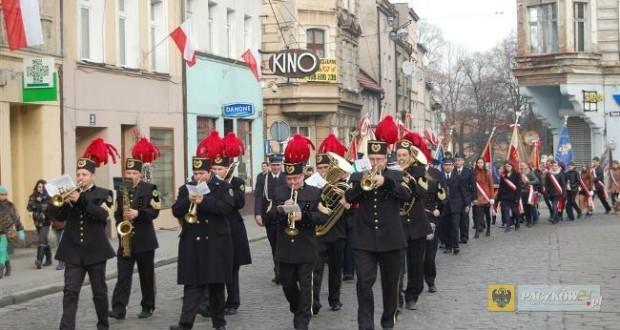 Obchody Narodowego Święta Niepodległości w Paczkowie. Foto: archiwum
