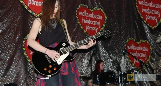 Koncert WOŚP w Paczkowie. Foto: OKiR