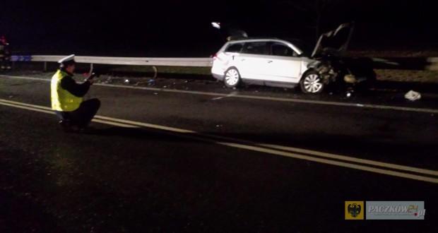 19-latka sprawczynią wypadku na obwodnicy