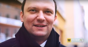 Sonda uliczna z mieszkańcami Paczkowa