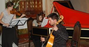 Koncert festiwalu im. Moritza Brosiga. Foto: OKiR Paczków