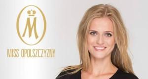 Pamela Kłoczko walczy o tytuł Miss Opolszczyzny. Foto: materiały organizatora