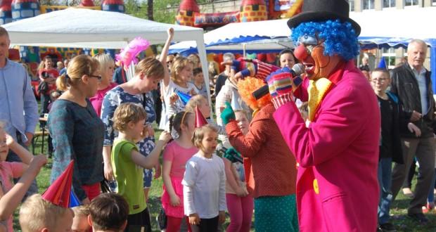 Majowy Festyn Rodzinny z Ośrodkiem Kultury. Foto: OKiR Paczków