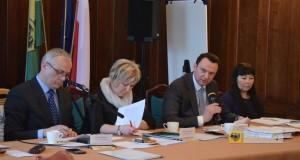 Marcowa Sesja Rady Miejskiej. Foto: Archiwum Urzędu Miejskiego w Paczkowie
