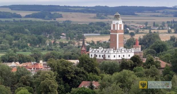 Kościół św. Jana Ewangelisty w Paczkowie. Foto: Piotr Lubaczewski