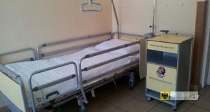 WOŚP przekazał paczkowskiemu ZOL-owi 65 nowoczesnych łóżek. Foto: ZOZ Nysa
