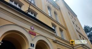 Budynek Zespołu Szkół w Paczkowie