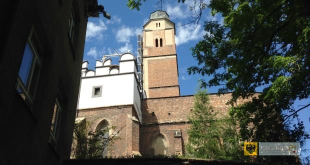 Kościół p.w. Św. Jana Ewangelisty w Paczkowie