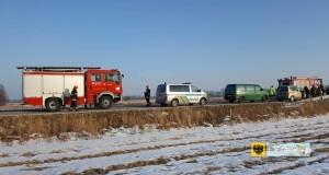 Paczkowscy strażacy wspierali czeskich kolegów