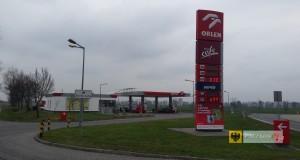 Stacja paliw Orlen w Paczkowie