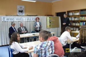 XXXV Turniej Wiedzy o Paczkowie. Foto: Biblioteka Publiczna